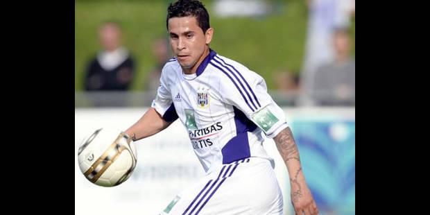 Reynaldo marque des points avant Courtrai - La DH