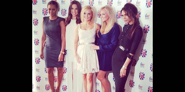 Les Spice Girls se crêpent le chignon!