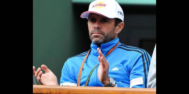 Carlos Rodriguez devient l'entraîneur de Na Li - La DH