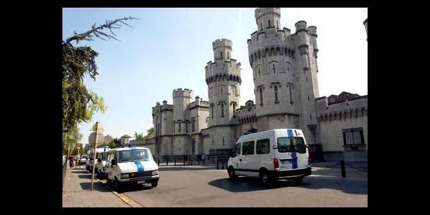 Un vingtaine de policiers à nouveau mobilisés à la prison de Saint-Gilles - La DH