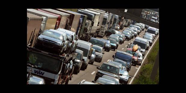 Plus de 500 kilomètres de bouchons sur les autoroutes françaises - La DH