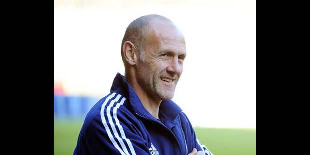 Filip De Wilde, nouveau coach des gardiens U21 - La DH