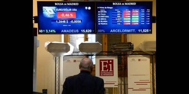 Nouveau vent de panique sur les marchés européens - La DH