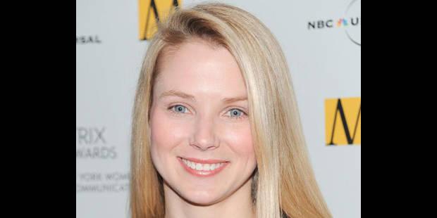 Carrière et famille: la nouvelle directrice de Yahoo! ravive le débat - La DH