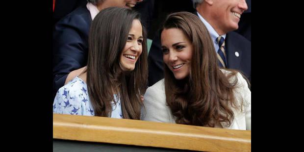 William , Kate et Pippa sont dans un château... - La DH