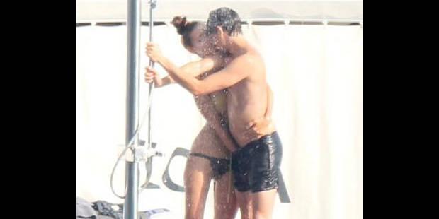 La douche très hot d'Adrien Brody - La DH