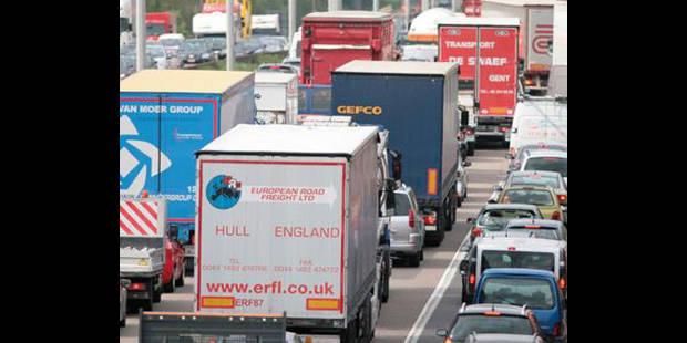 Le trafic sur le ring de Bruxelles perturbé - La DH