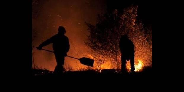 """Incendies en Espagne: """"Je les ai vus sauter"""" - La DH"""