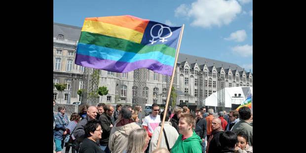 Les mouvements de jeunesse belges disent non à la discrimination des homosexuels - La DH