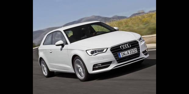 Audi A3:l'invasion  technologique - La DH
