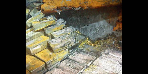 Un cargo britannique rempli d'argent coulé par un sous-marin allemand - La DH