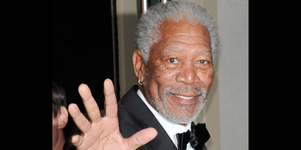 Morgan Freeman donne un million de dollars à Obama