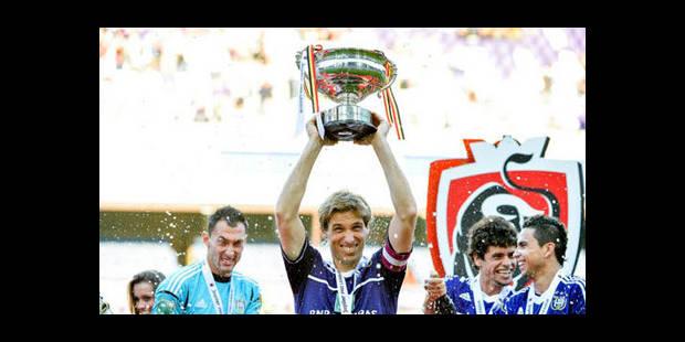 Anderlecht remporte la Supercoupe (3-2) - La DH