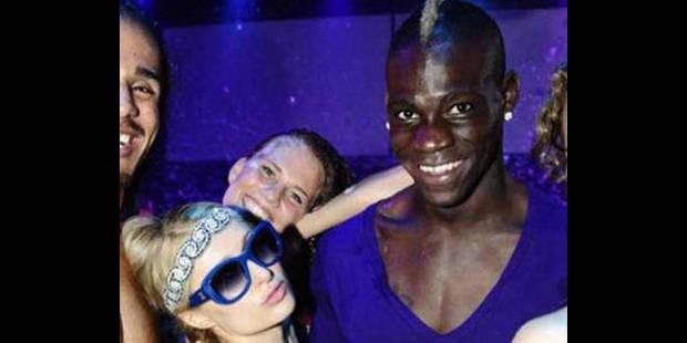 Quand Balotelli croise Paris Hilton - La DH