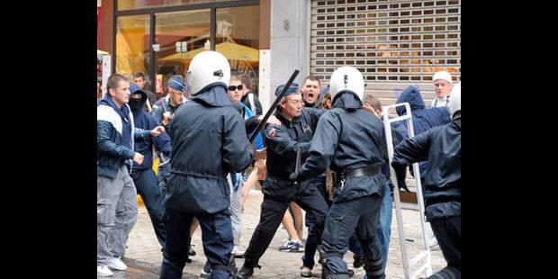 Plus d'incivilités, moins de violence - La DH
