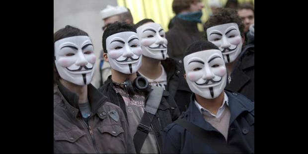 Des hackers publient des adresses de p�dophiles belges sur internet
