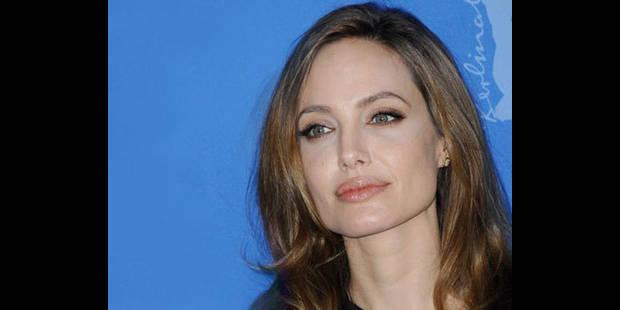 Un homme voulait se faire sauter avec Angelina Jolie