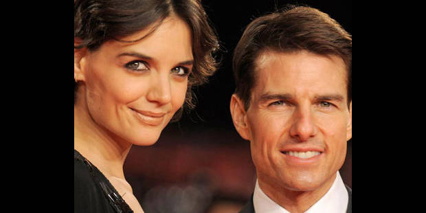 Tom Cruise et Katie Holmes r�glent leur divorce � l'amiable