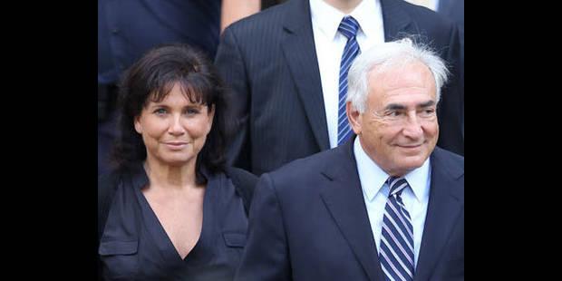 DSK et Anne Sinclair séparés depuis un mois - La DH