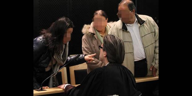 Les parents de Sadia Sheikh restent détenus - La DH