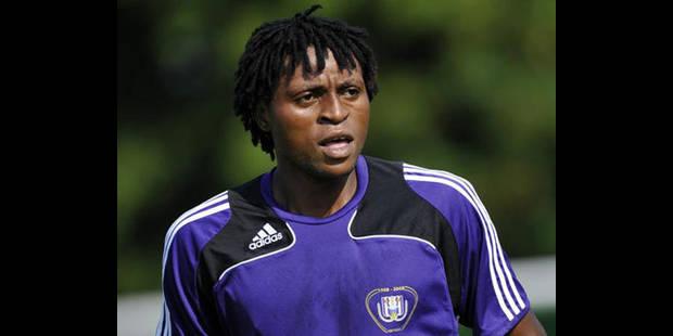 Junior Kabananga prêté par Anderlecht pour une saison à Roulers - La DH