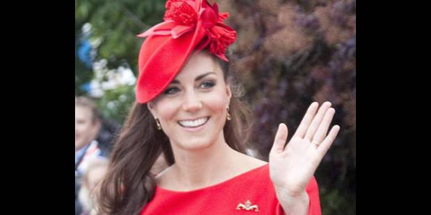 Combien coûte la garde robe de Kate Middleton ? - La DH