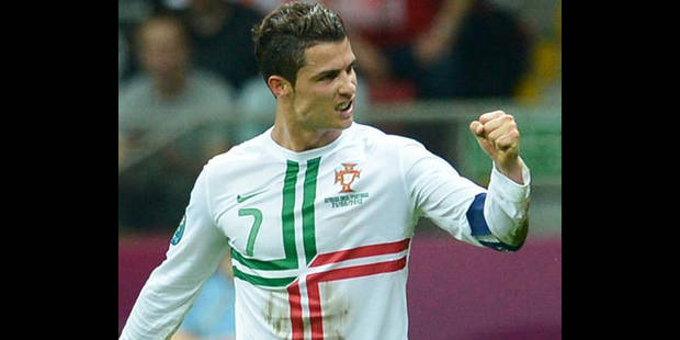 Cristiano Ronaldo attendu de pied ferme - La DH
