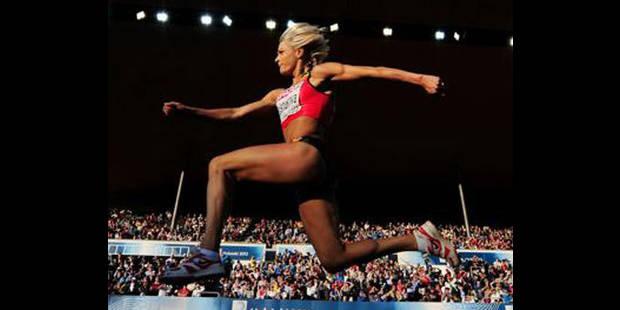 Pas de minimum olympique pour Bolshakova - La DH