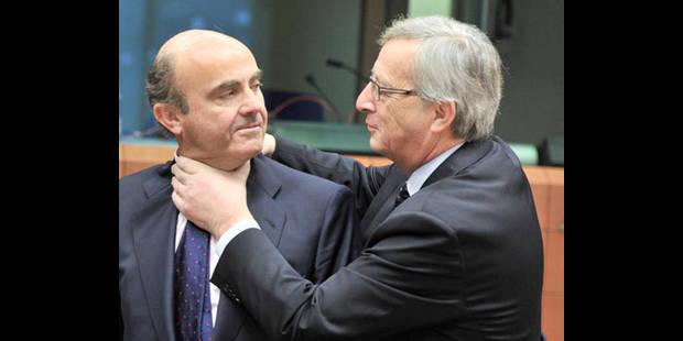 L'Espagne d�pose officiellement une demande d'aide � la zone euro