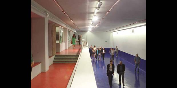 Un labo urbain  station Anneessens - La DH