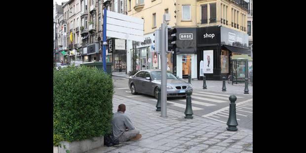 Maximum 4 mendiants par rue - La DH