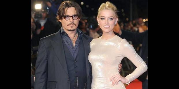 Johnny Depp déjà recasé avec Amber Heard? - La DH
