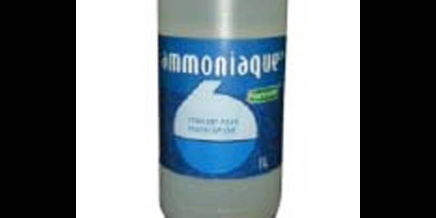 Ixelles / Robert se sert d'une bouteille d'ammoniaque pour extorquer de l'argent? - La DH