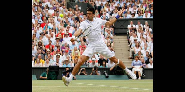 Le baromètre des stars de Wimbledon - La DH