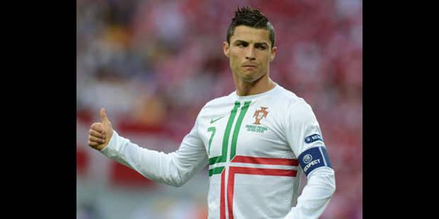 Les caprices de Cristiano Ronaldo