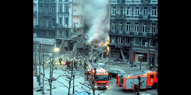 Explosion du quartier Léopold: enfin l'accès au dossier - La DH