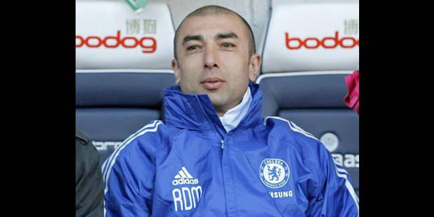 Le journal du mercato (13/06): Di Matteo confirmé à la tête de Chelsea