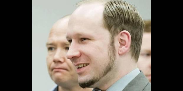 """La mauvaise """"blague"""" de Breivik sur Utoeya - La DH"""
