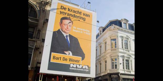 """De Wever: """"L'ambiance de la Violette est de retour"""""""