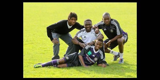 Les fr�res Musonda quittent Anderlecht pour Chelsea