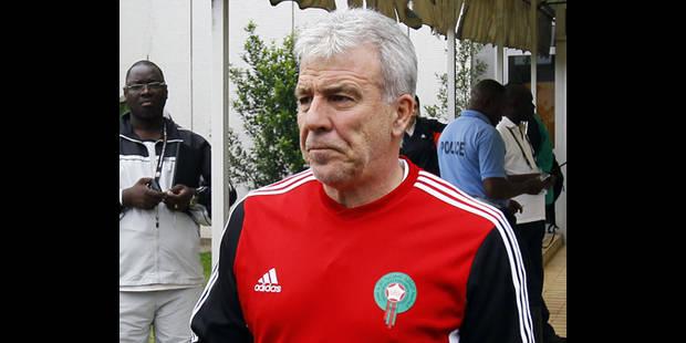 Le ministre des sports marocain menace Gerets - La DH