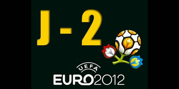 Les coulisses de l'Euro (06/06) - La DH