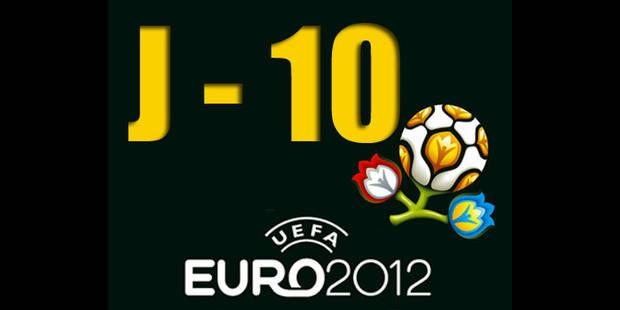 Les coulisses de l'Euro 2012 (29/05) : toutes les sélections définitives - La DH