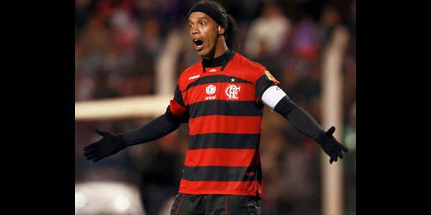 Le journal du mercato (31/05): Ronaldinho est libre - La DH
