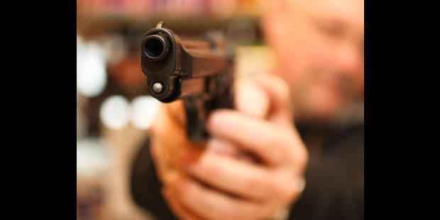 Le tireur a voulu défendre son frère - La DH