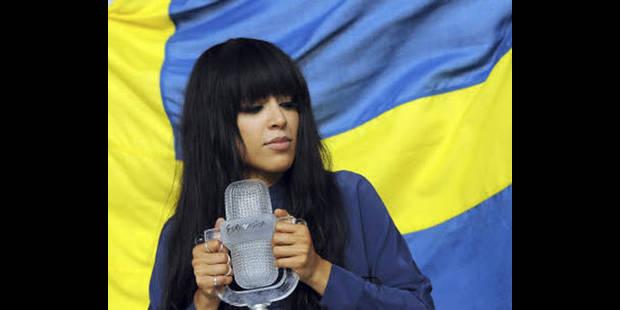 Eurovision: La Suède euphorique après le triomphe de Loreen - La DH
