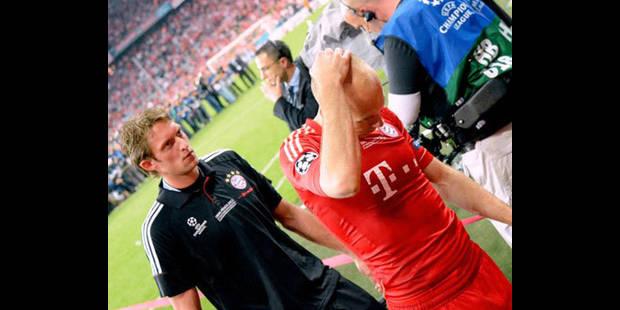 Le Bayern encore hanté par l'échec en Ligue des Champions
