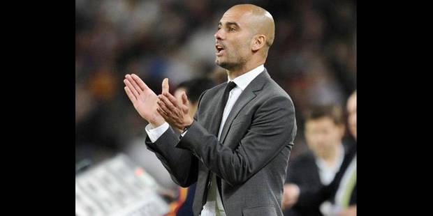Le Barça offre la Coupe du Roi à Guardiola - La DH