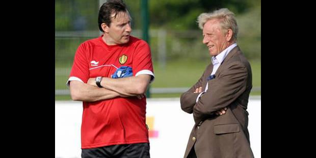"""Collin: """"Pas de coach avant Wembley"""""""
