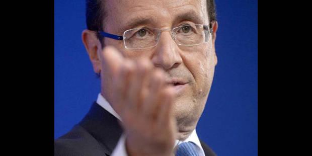 Visite surprise de François Hollande en Afghanistan - La DH